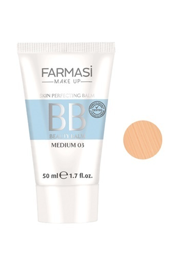 Farmasi Bb All İn One Krem Orta-50Ml Renksiz